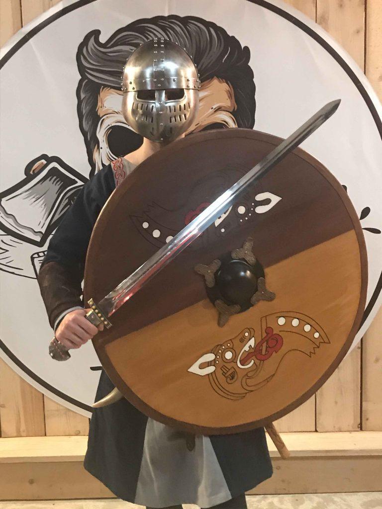 EVG EVJF - Viking - déguisement