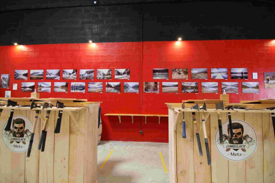 Exposition - Canada - lumberjack