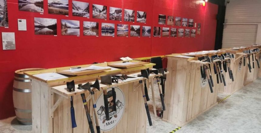 L'expo photos chez lumberjack